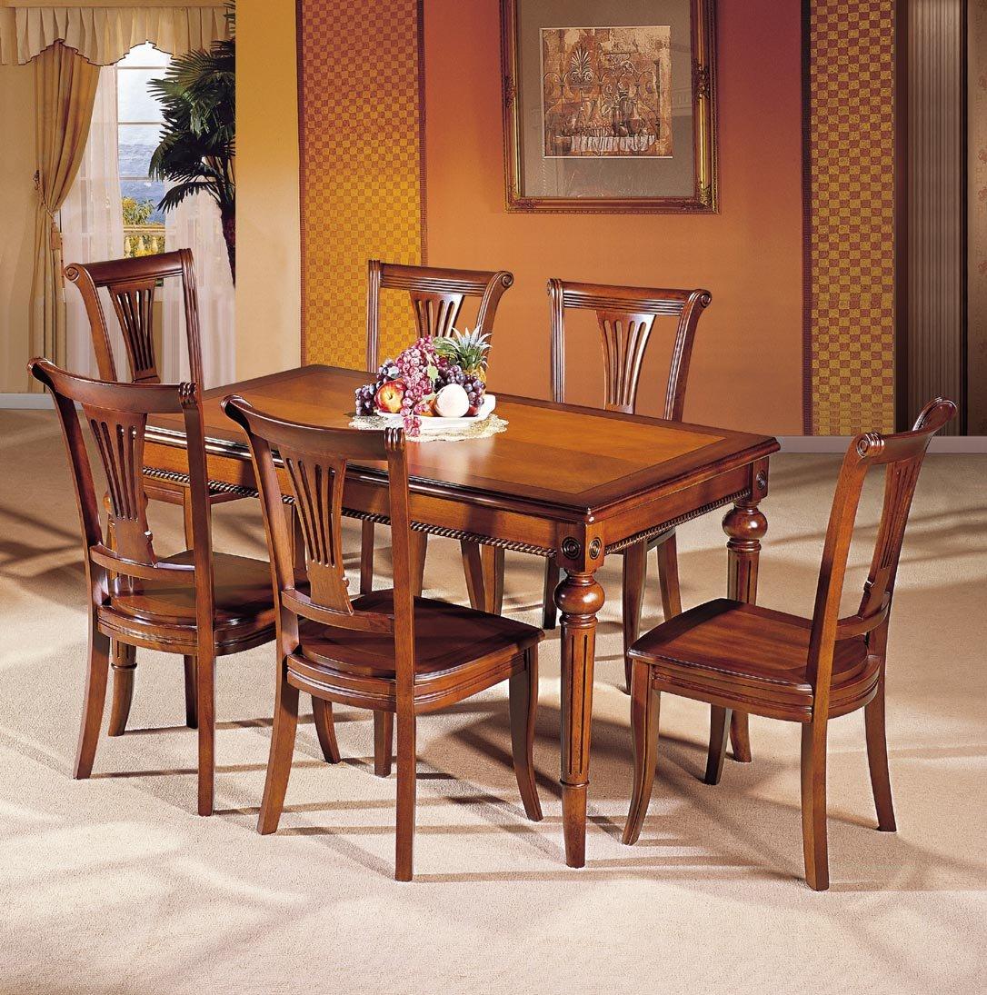 Фото - Деревянный стол JF-837
