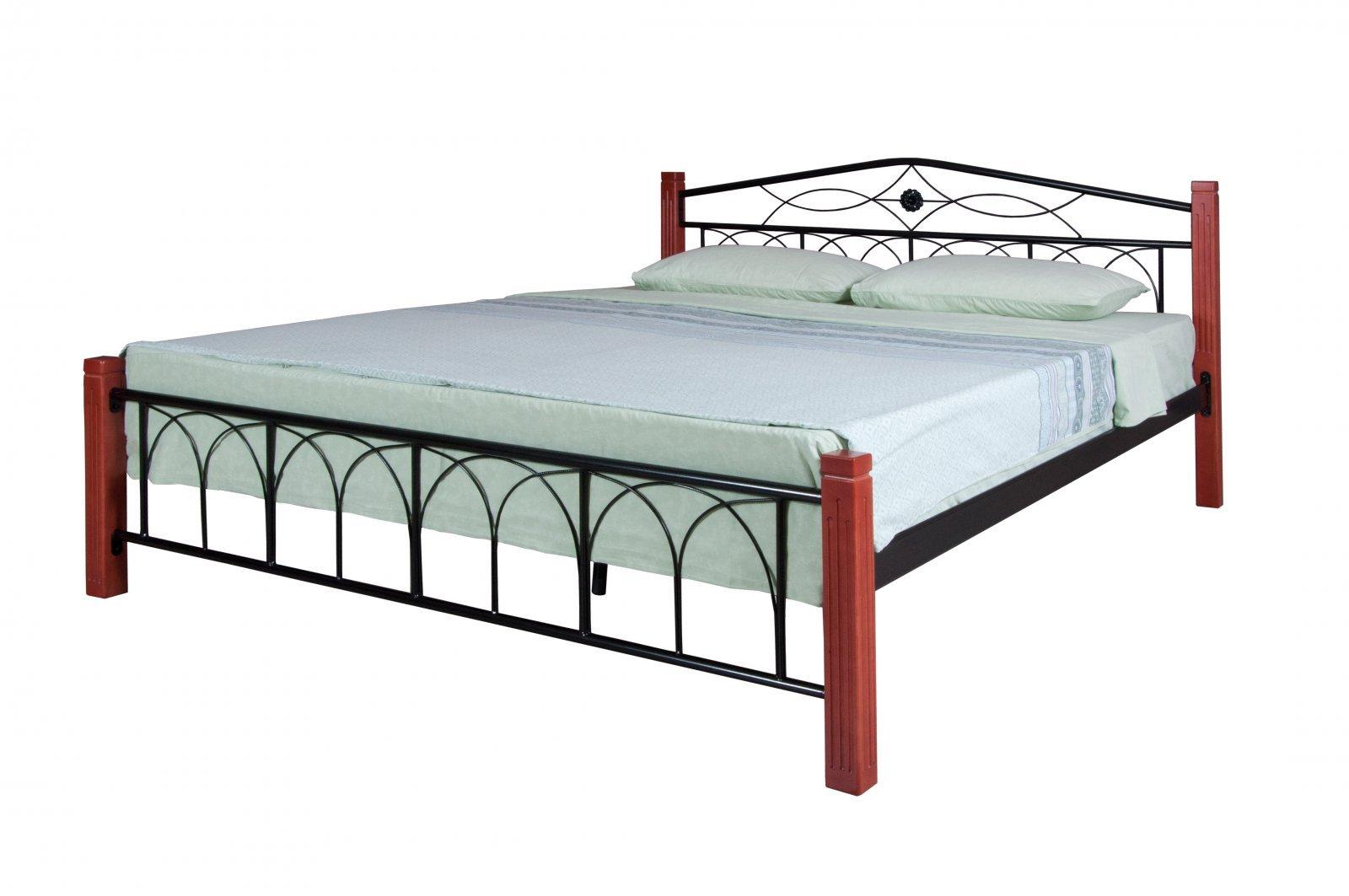 Фото - Двуспальная кровать Элизабет
