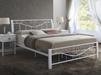 Фото - Кровать Parma Biala