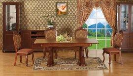 Фото - Деревянный стол WL-2610