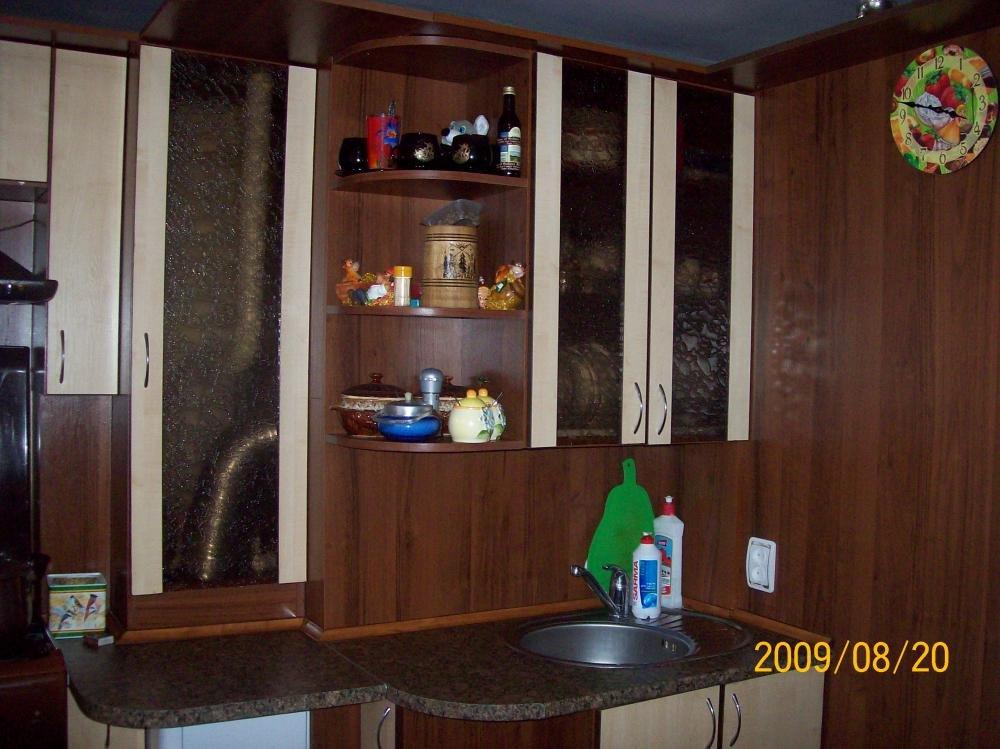 Встроенная кухня дсп