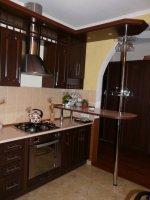 Угловая кухня МДФ на заказ L-18