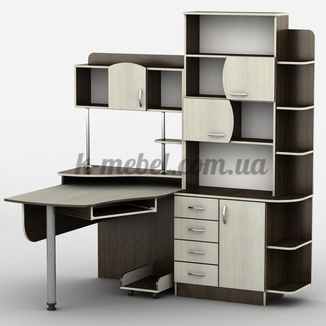 Фото - Компьютерный стол Тиса-08