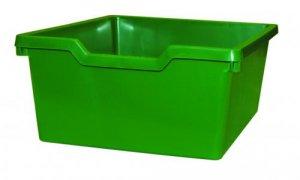 Пластиковый лоток N2 312х377х150 мм с направляющими (22213)