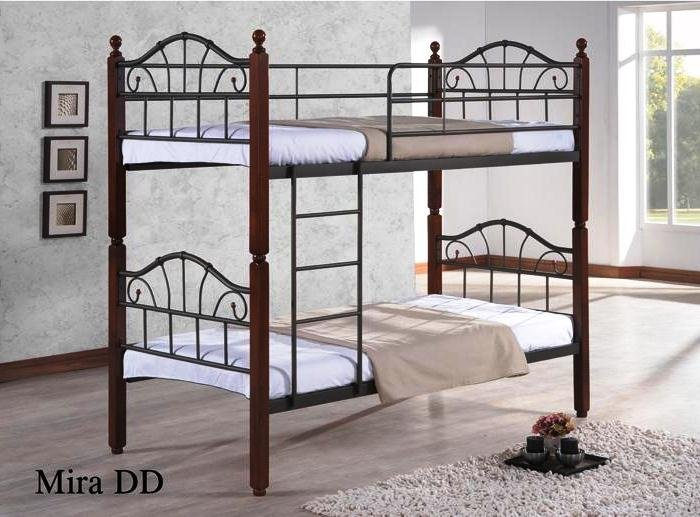 Фото - Двухъярусная кровать MIRA DD