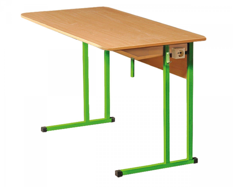 Фото - Стол школьный лабораторный (для физики) (0101)