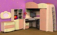 Детская комната Капитошка-2