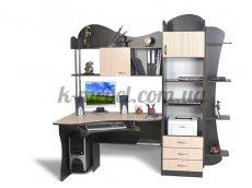 Фото - Угловой компьютерный стол СК -16