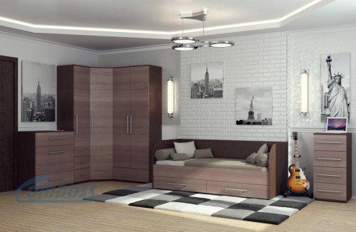 Мебель для жилой комнаты Карина - доп. фото