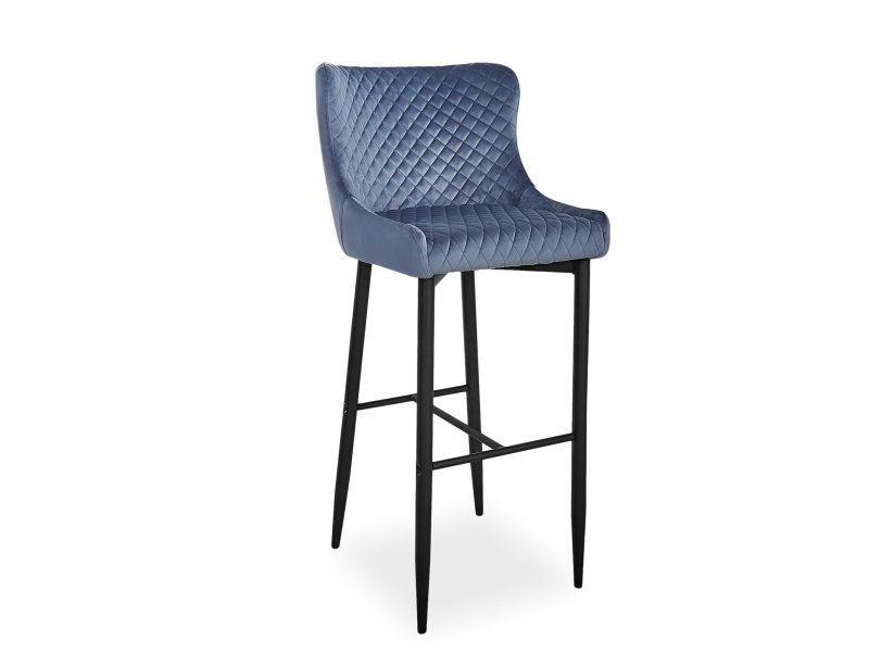 Фото - Барный стул Velvet Colin B H-1