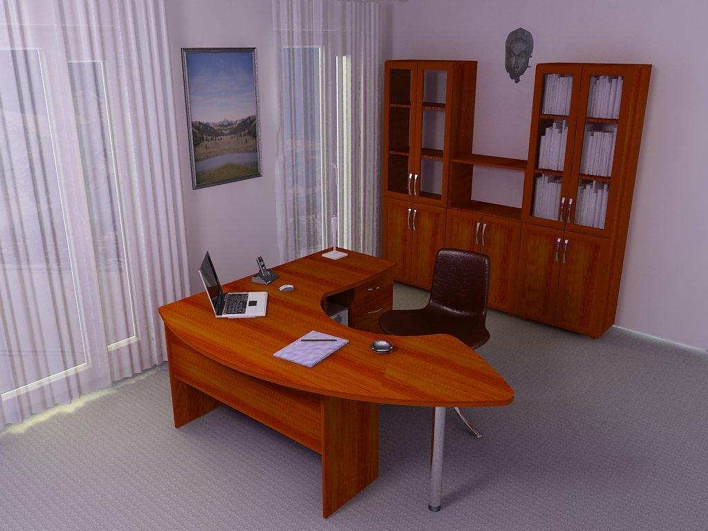 Фото - Офисный стол 4343