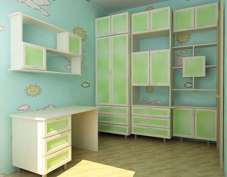 Мебель для детской комнаты с5