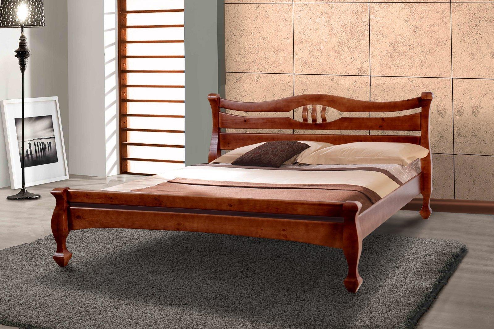 Фото - Кровать двуспальная Динара