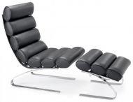 Фото - Кресло с оттоманкой (шезлонг) Конкорд