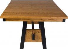 Деревянный  кухонный стол СТ-18