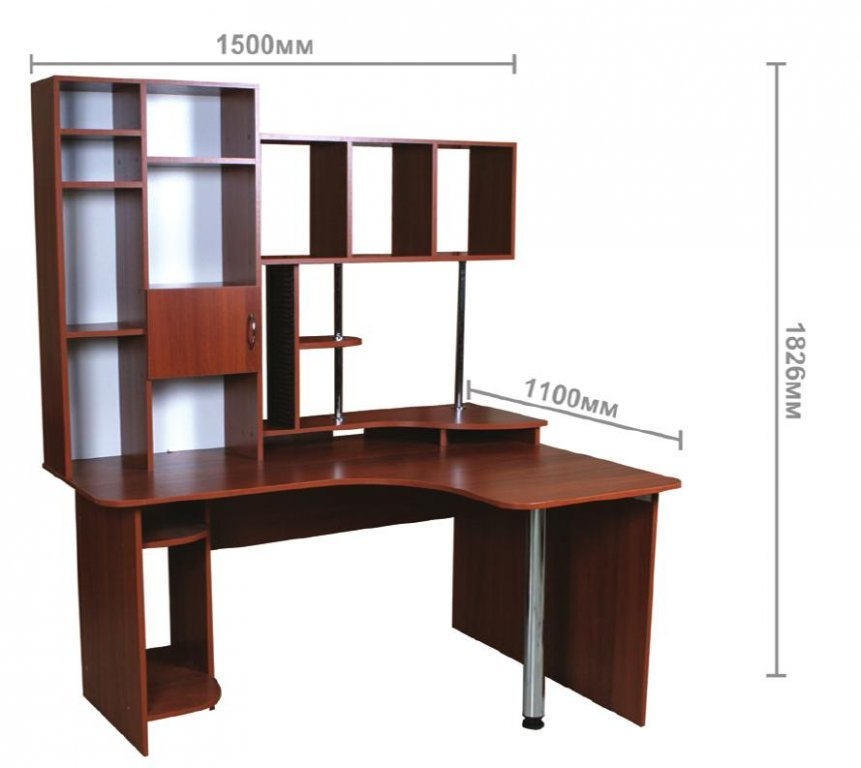 Фото - Компьютерный стол СКК-153