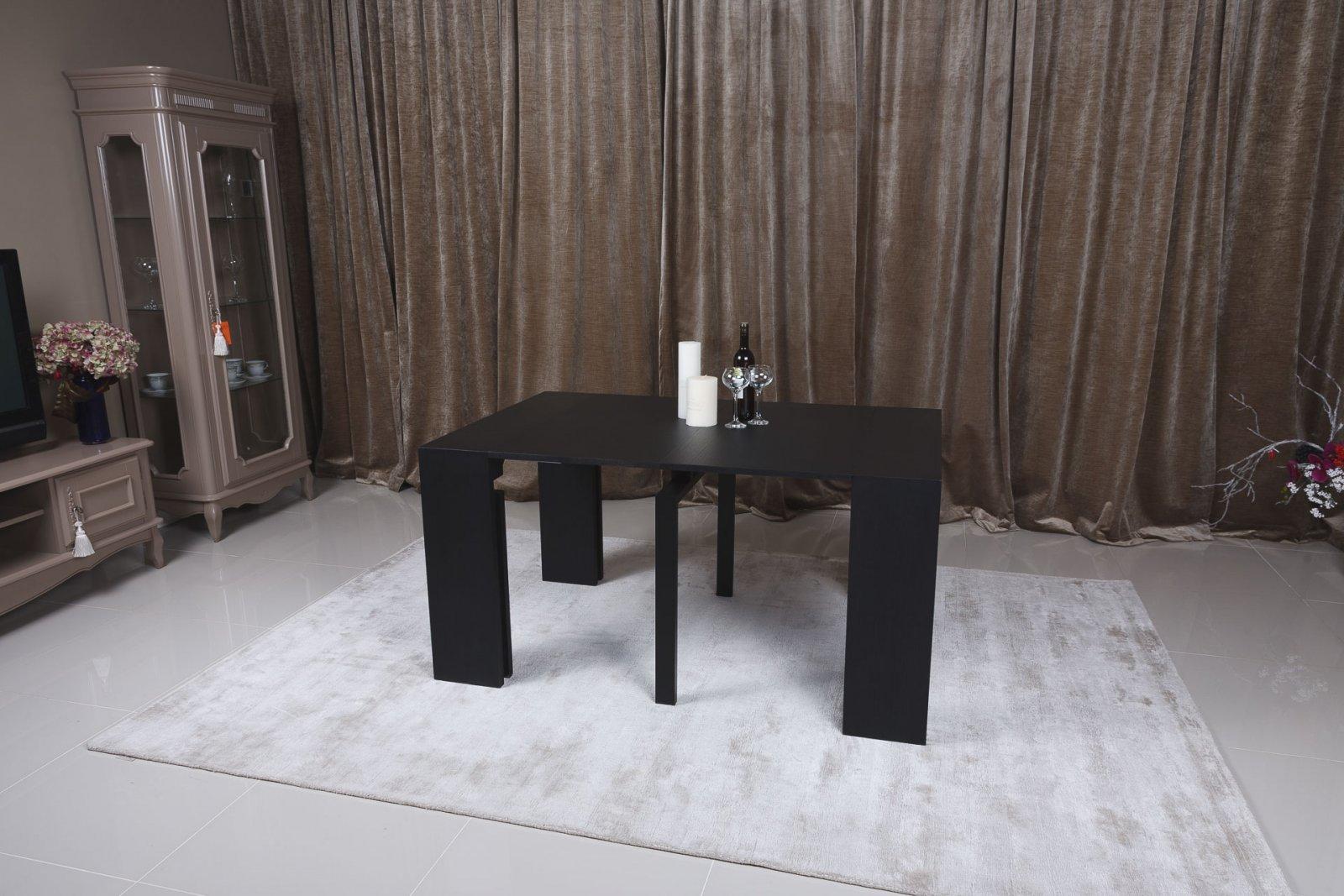 Фото - Стол обеденный - консоль MANCHESTER.  от 0.5м до 2метра!