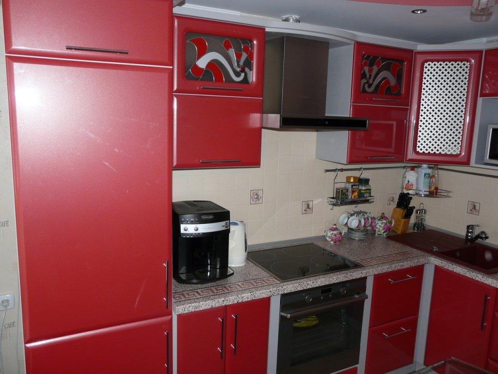 угловые кухни, мини кухни фото, фото