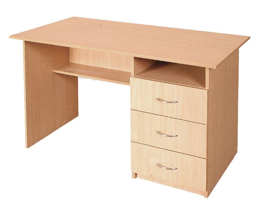 Фото - Стол письменный, с ящиками справа (4102)