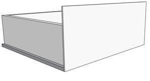 Фото - Фасадный элемент шкафа 6350