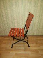 Раскладной стул для террас кафе