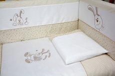 Детский постельный комплект Happy Bunny