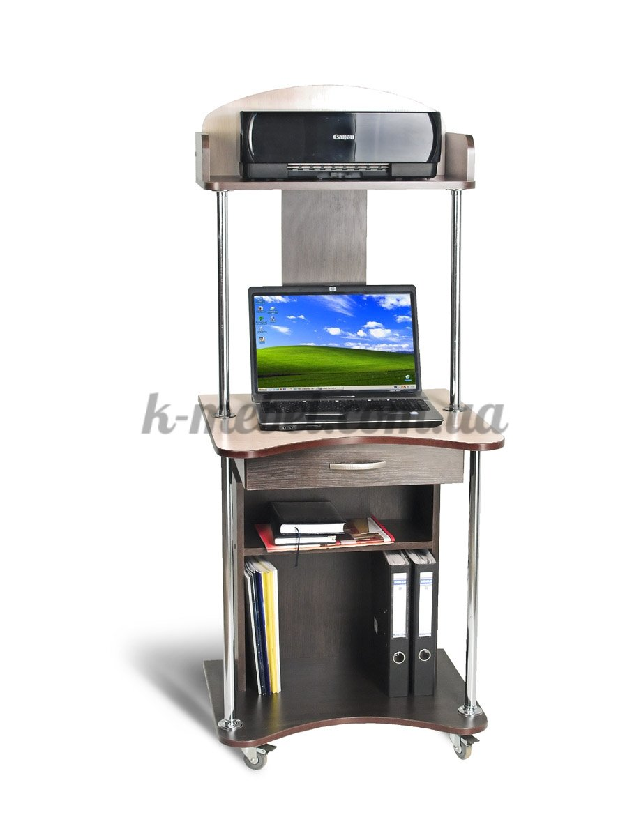 схема сборки компьюторного стола ск3