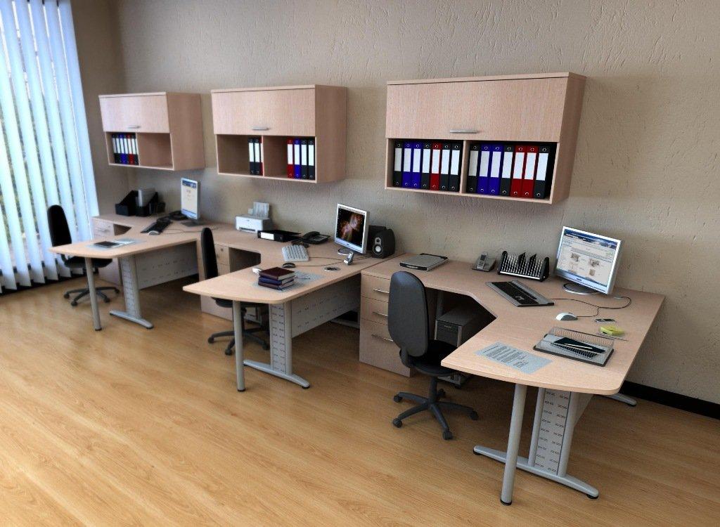 Серия офисной мебели Премиум