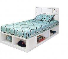 Фото - Детская кровать Элиссон ДЛ-5