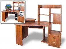 Угловой компьютерный стол Эксклюзив 2