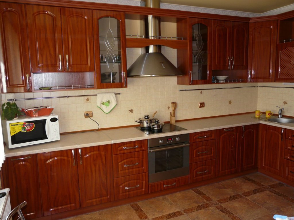 Фото - Кухня L-13