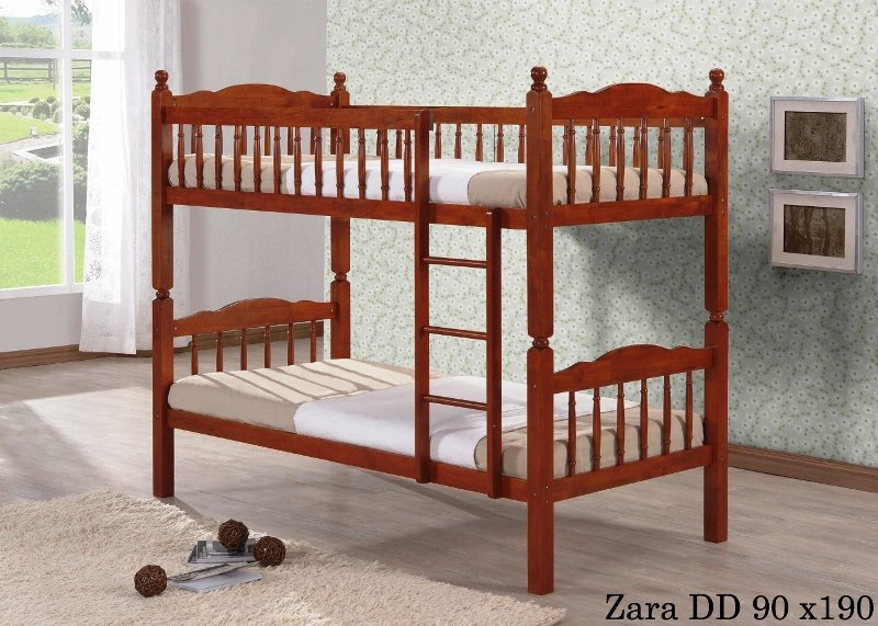 Фото - Двухъярусная кровать ZARA DD