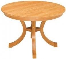 Фото - Стол деревянный круглый СТ-12