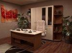 Мебель для офиса Элит: серия мебели для руководителя Элит
