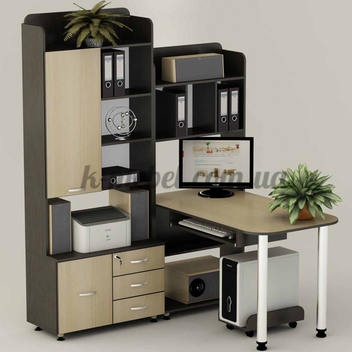 Фото - Компьютерный стол СК-17
