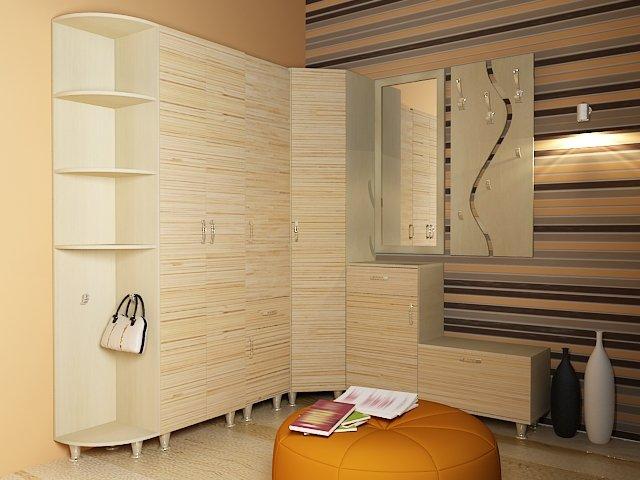 Мебель для прихожей Стиль - доп. фото