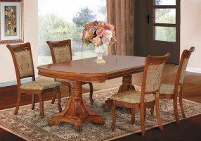 Комплект стол P22 и стулья 8039