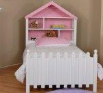 Детская кровать ДЛ-13