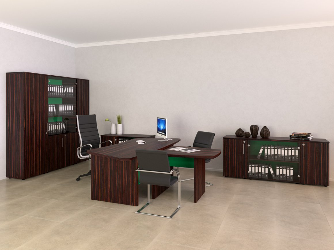 Офисный кабинет V3
