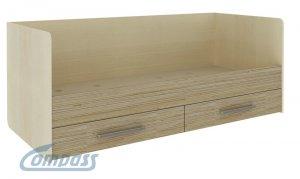 Кровать с ящиками КМ-3.1