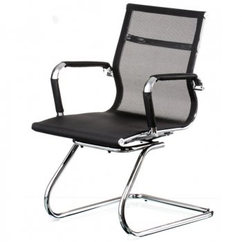 Фото - Конференц крісло Solano office mesh black (E5869)