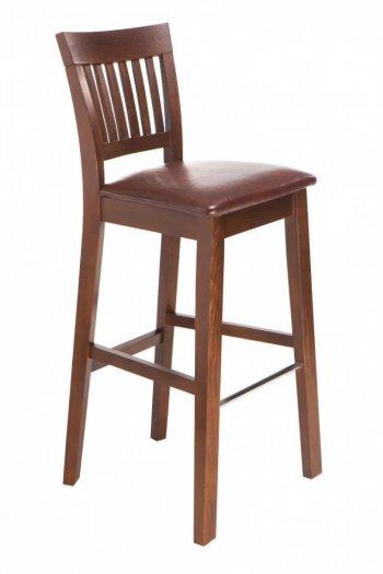 Фото - Барний стілець з дерева Райнес (Виктория)