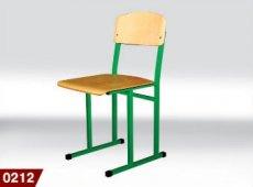 Фото - Стілець шкільний з полозами 0212