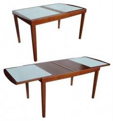 Фото - Розкладний кухонний стіл ВТ-3095
