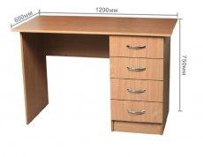 Фото - Комп'ютерний стіл СПТ-040