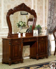Фото - Туалетний столик з дзеркалом 802-1