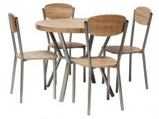 Фото - Кухонний стіл і стільці Amaro