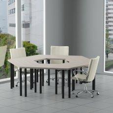 Фото - Стіл для переговорів СП лофт - 109
