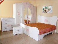 Меблі для спальні Єлизавета (Луч)