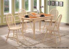 Фото - Стіл СТ2950 і стільці Winzor